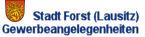 Hier bekommen Sie Informationen zu Gewerbeangelegenheiten in der Stadt Forst (Lausitz), die Sie unter anderem auch Online erledigen können.